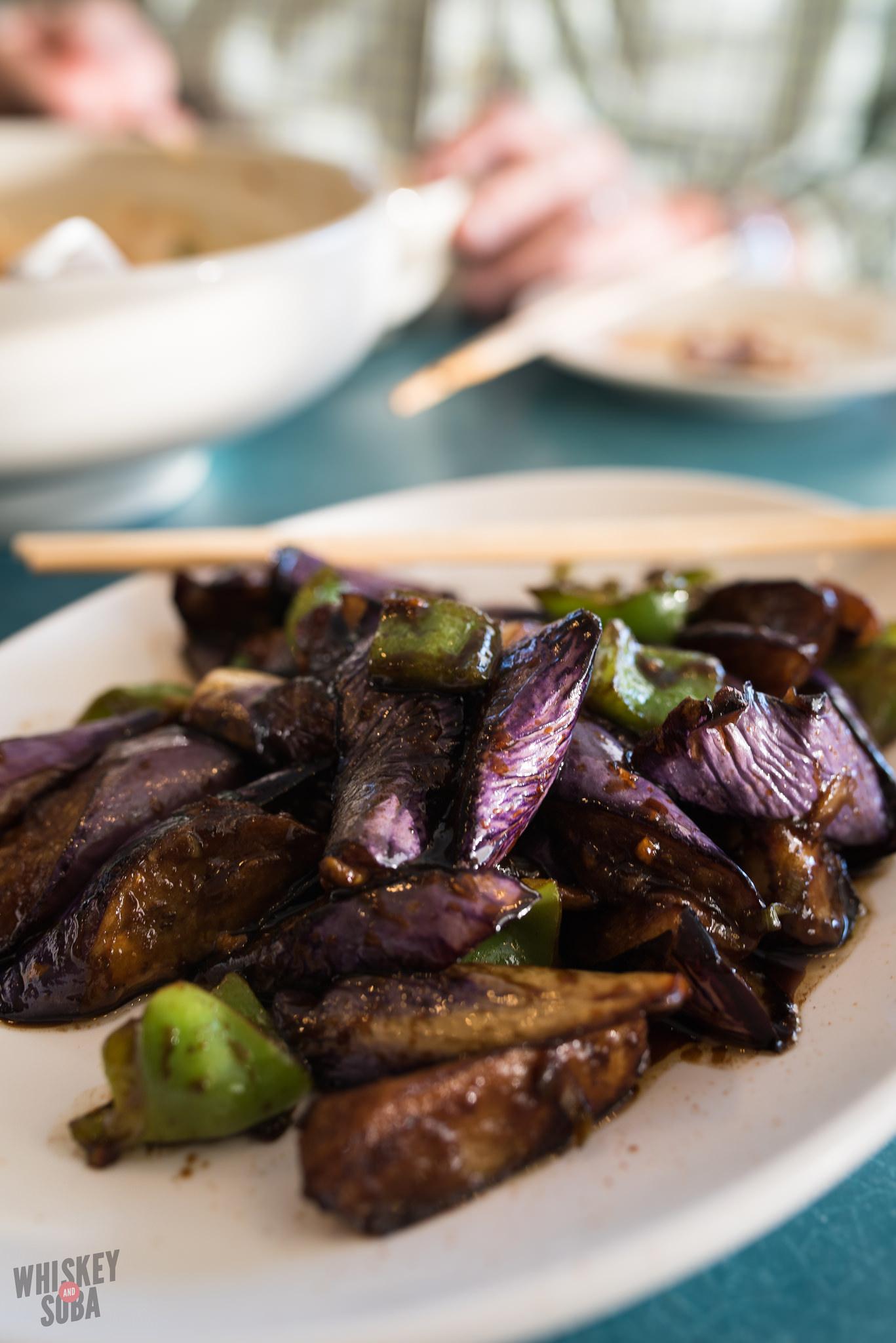 Eggplant at Jia Xiang