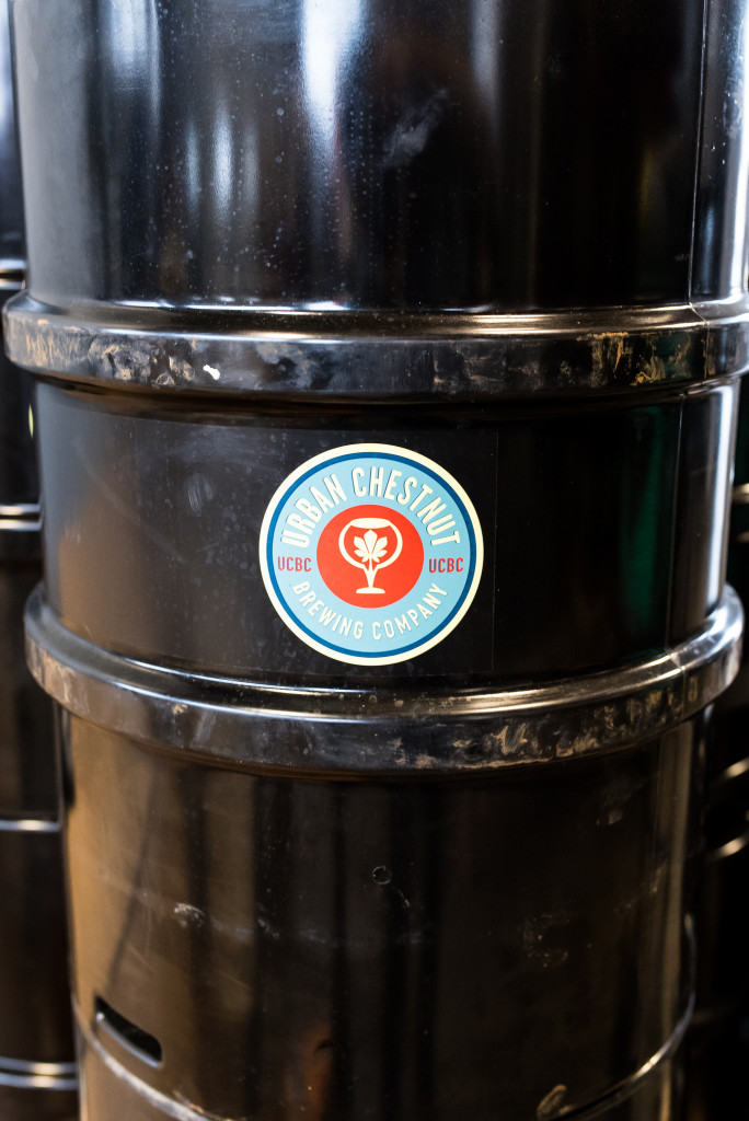 Urban Chestnut Barrel