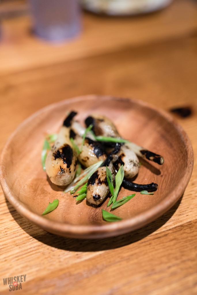 Grilled Onions at Publico