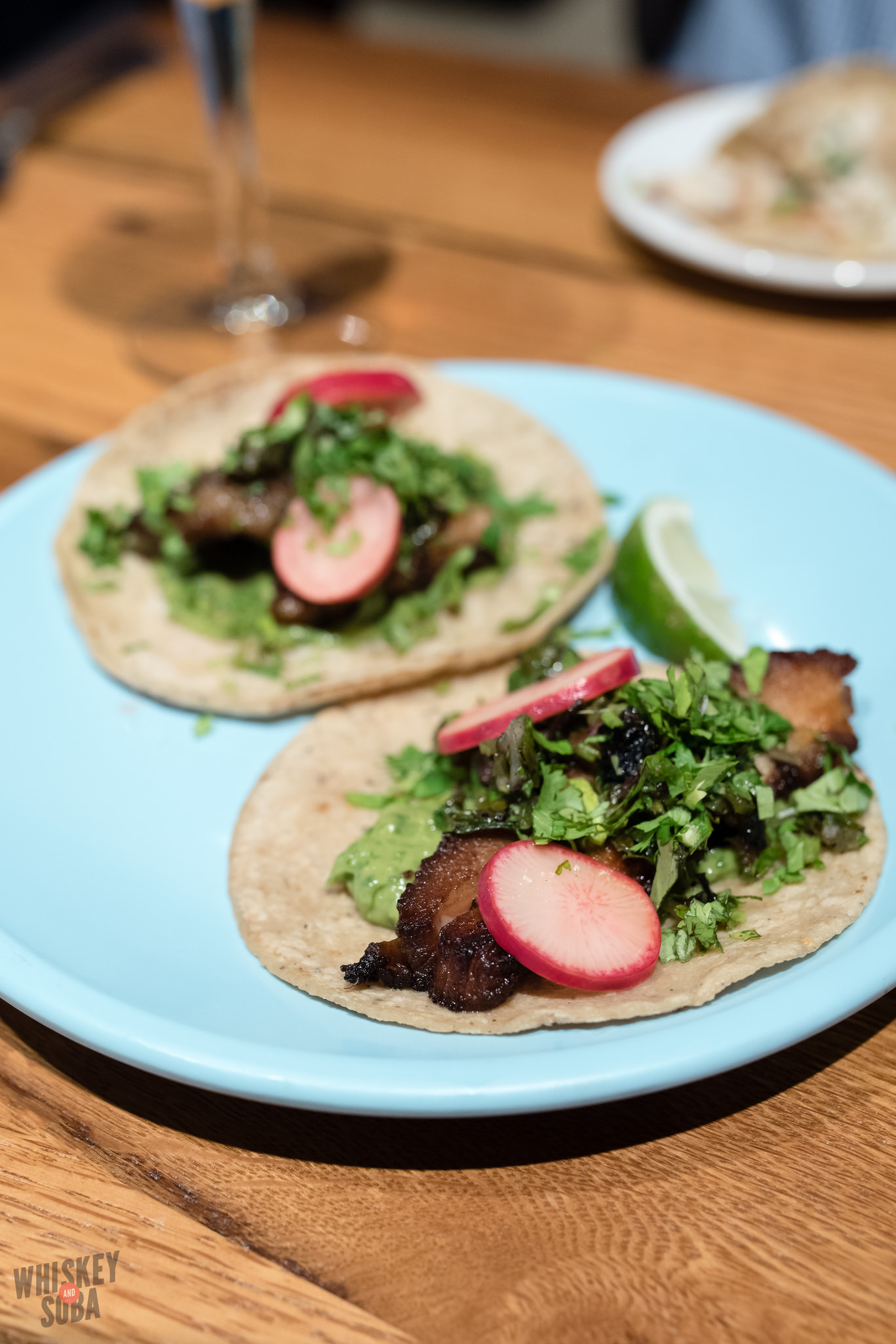 Pork Belly Tacos at Publico
