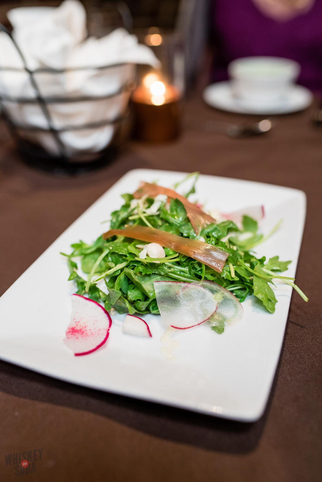 Chimichurri Salad at Sidney Street Cafe