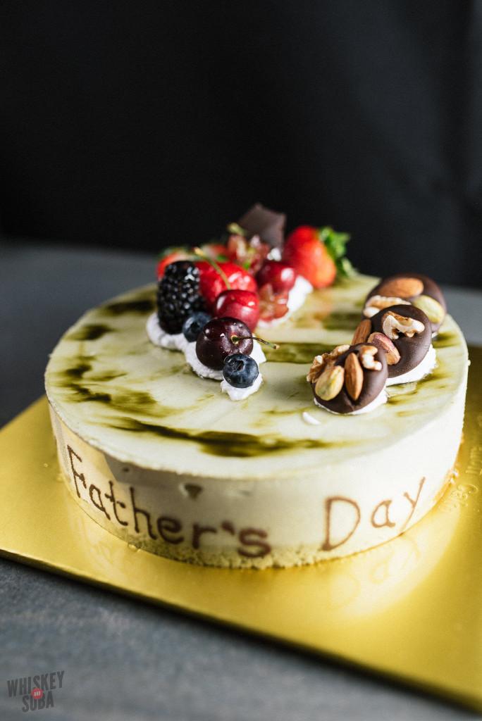 Kim's Bakery St. Louis Matcha Cake