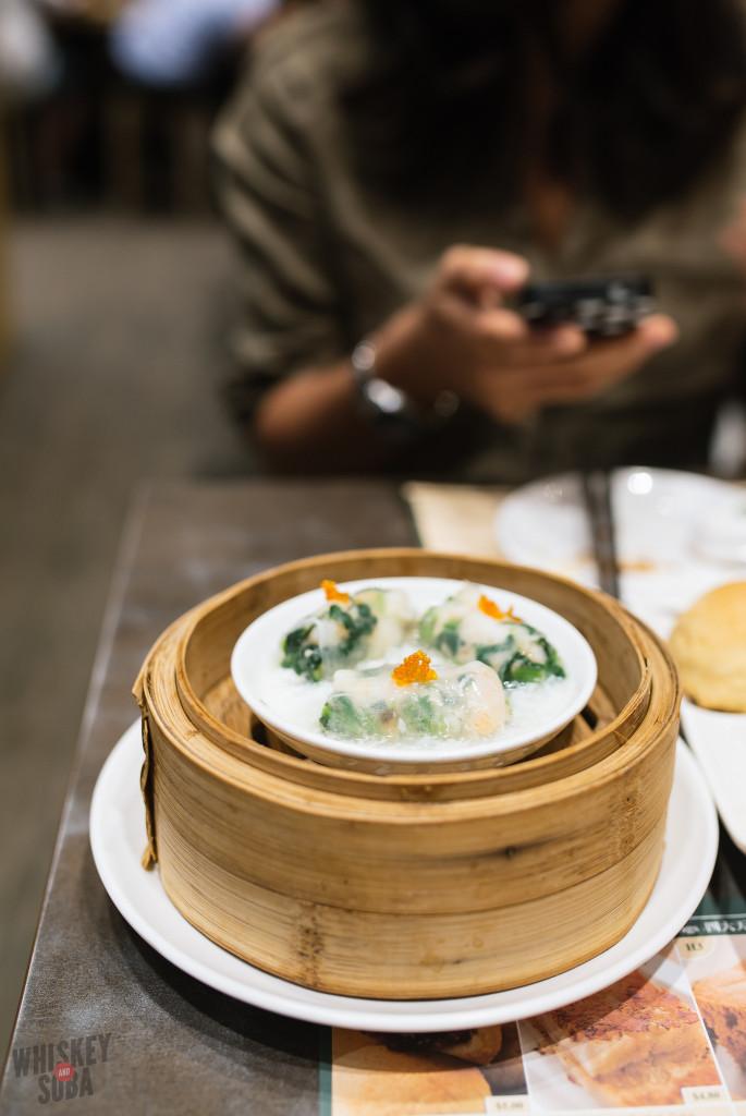 Tim Ho Wan singapore dumplings