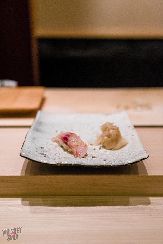Sea Bass at Shinji by Kanesaka