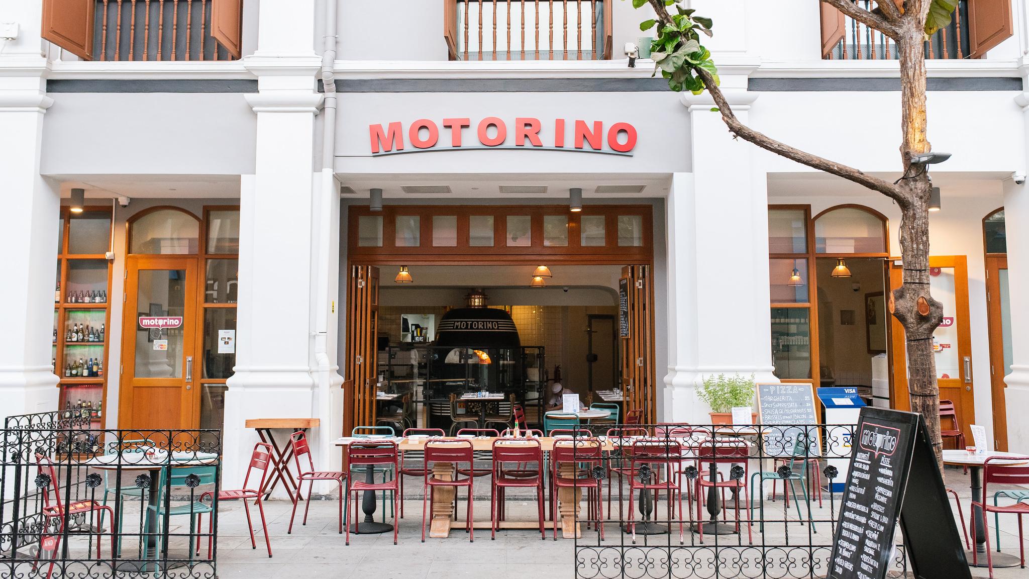 Motorino Singapore