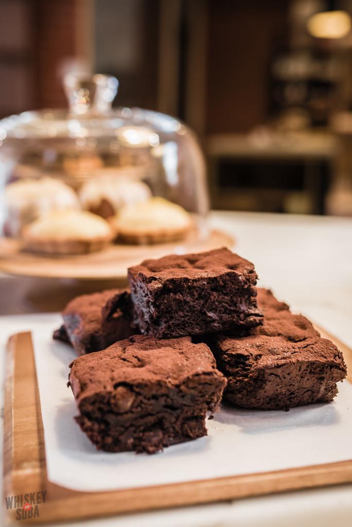 Brownies Plain Vanilla Tiong Bahru Singapore