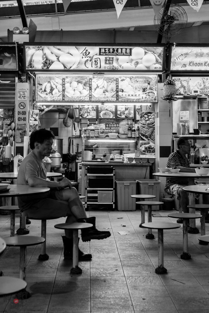 Redhill Food Centre Hawker Stall Singapore