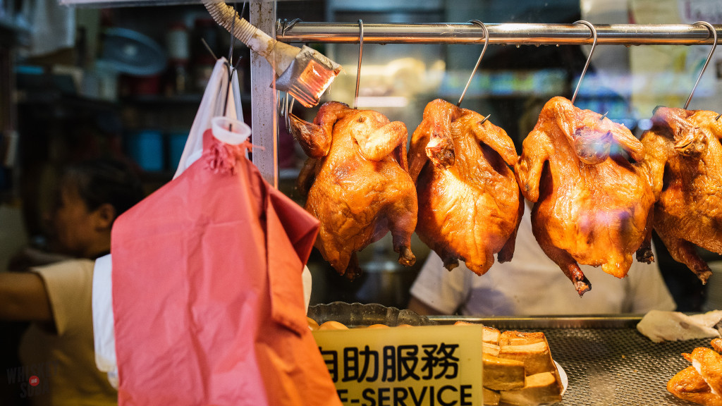 Redhill Food Centre Singapore Roasted Chicken