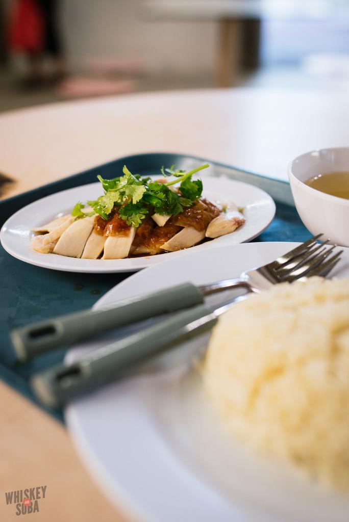 Redhill Food Centre Singapore Chicken Rice