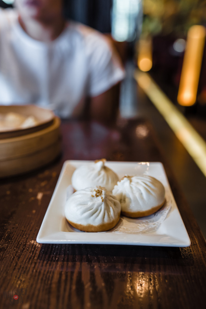 Paradise Dynasty crispy pork bun singapore