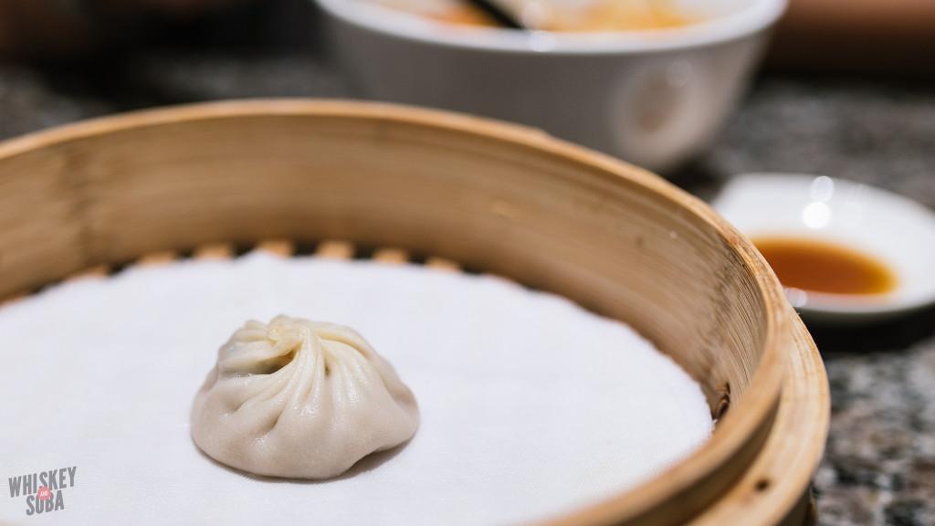 Din Tai Fung Singapore Truffle Xiao Long Bao