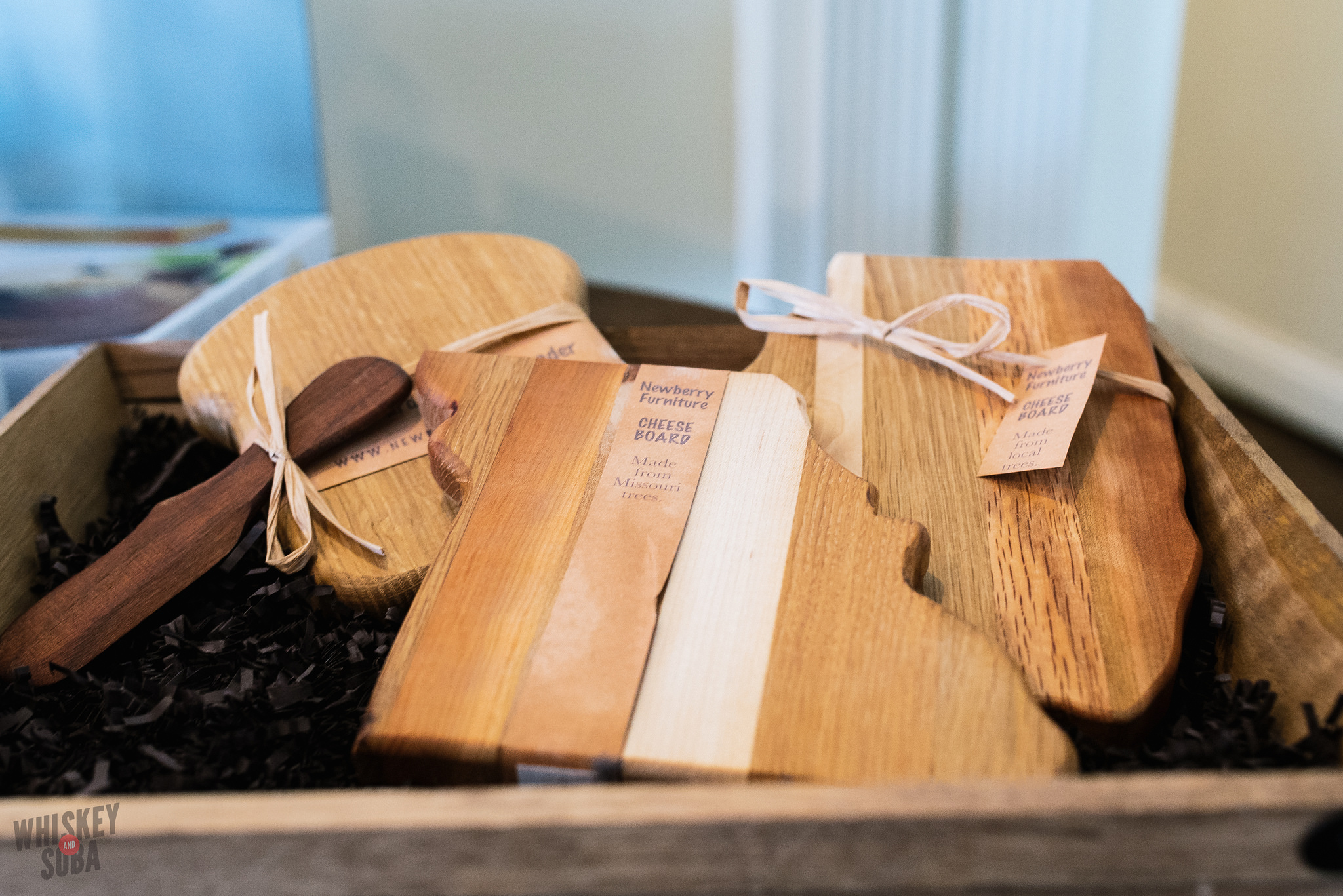 Larder and Cupboard St. Louis Cutting Boards