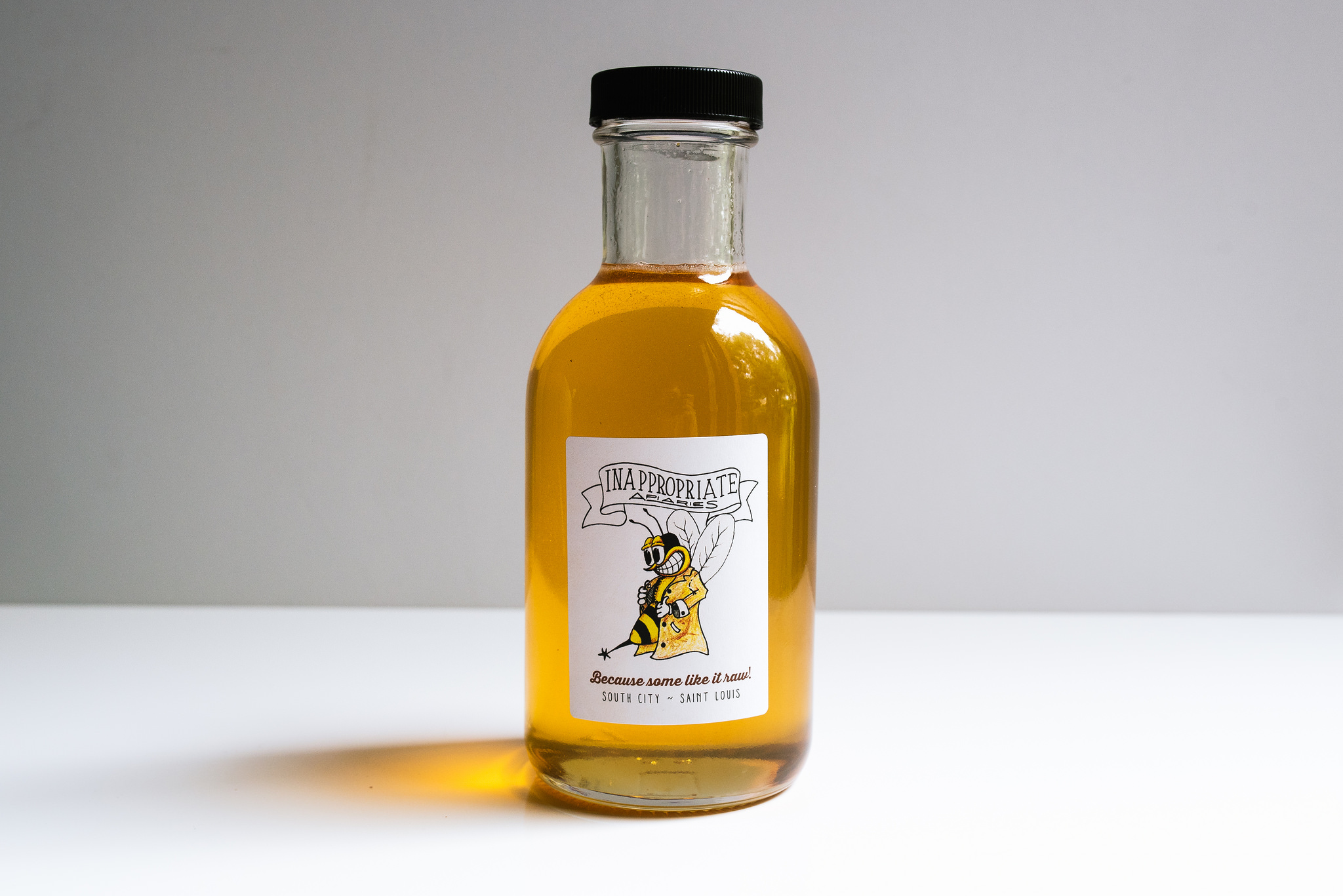 Larder and Cupboard St. Louis Honey