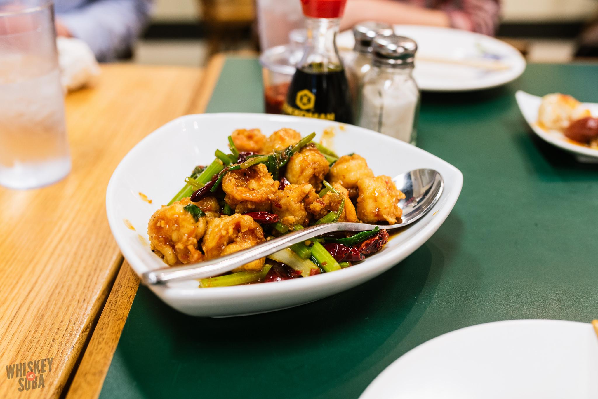 tai ke taiwanese st.louis shrimp spicy