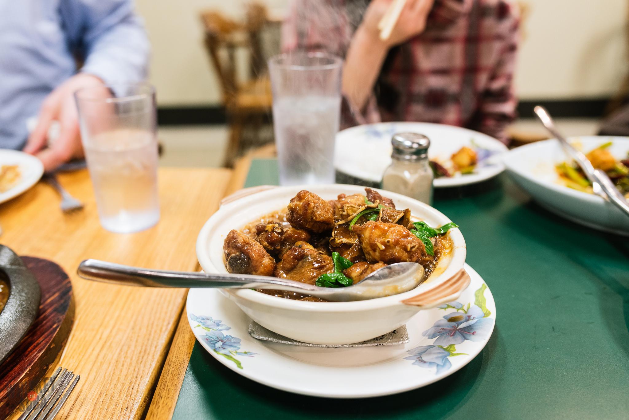 tai ke taiwanese st.louis three cup chicken