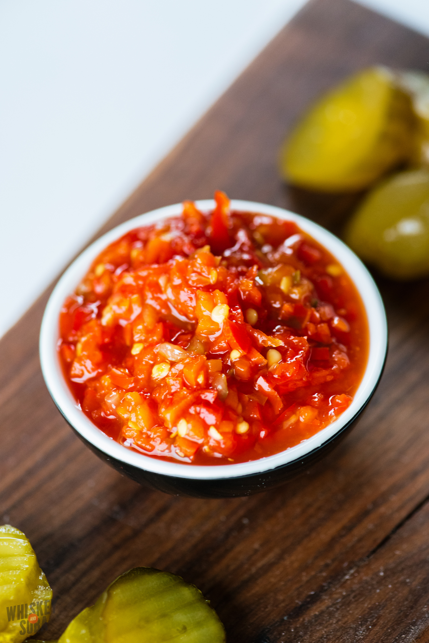Wickles pickles hot relish