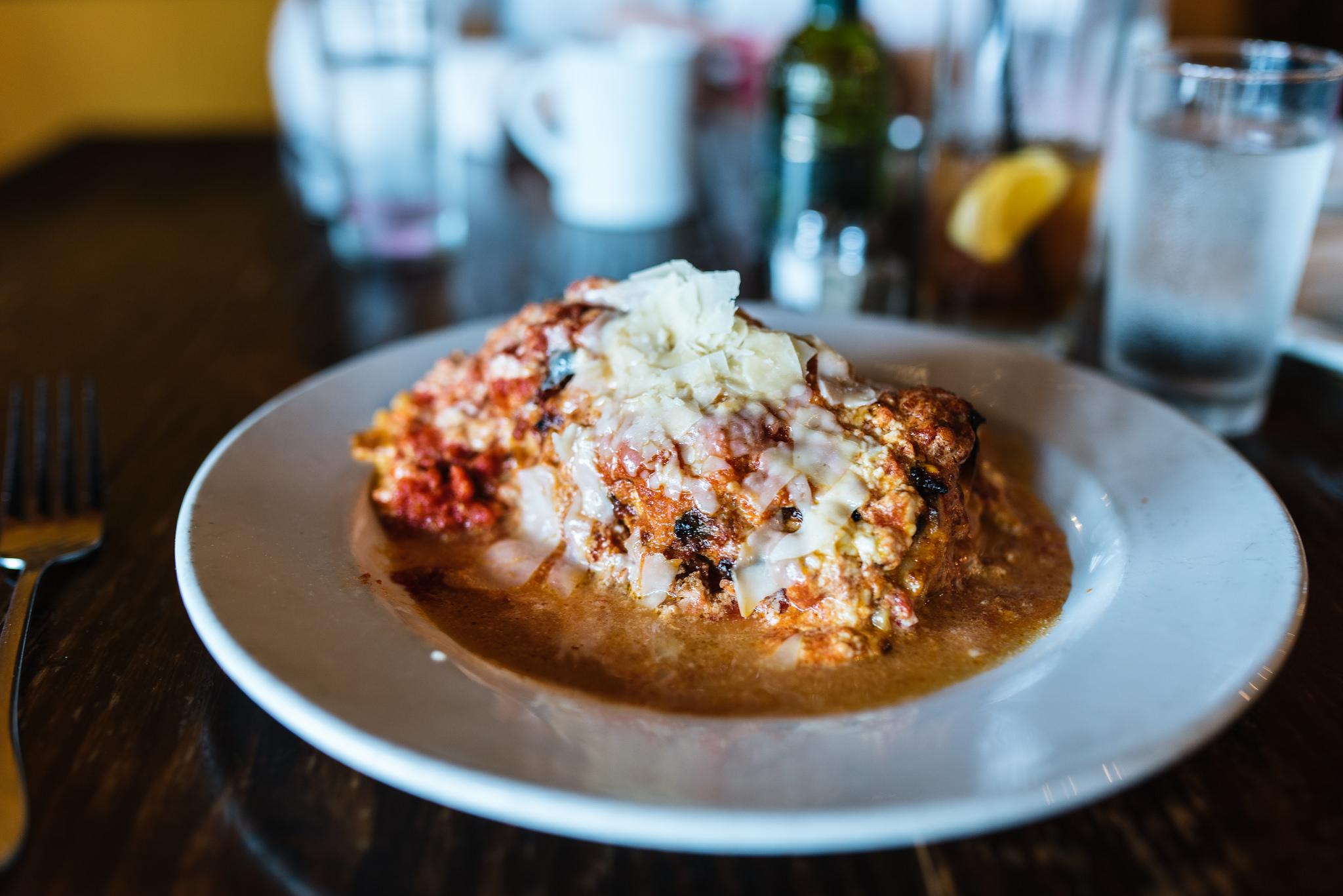 Sugo's lasagna