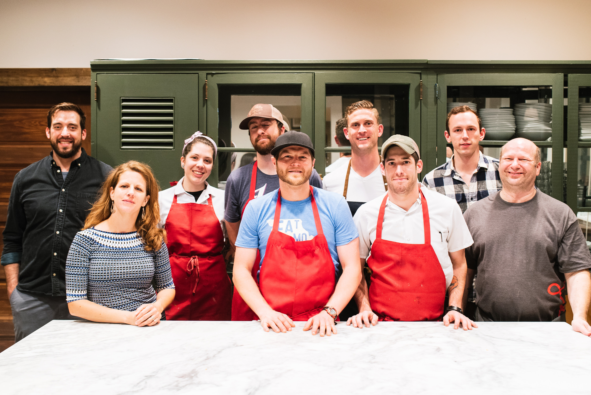 chris bolyard's chefs