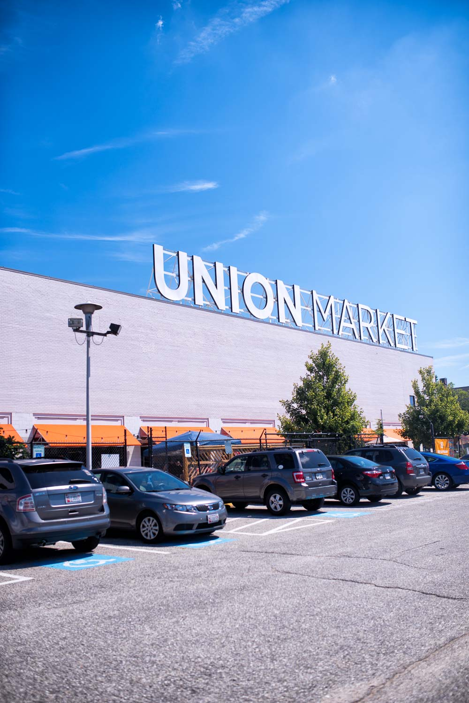 Entrance at Union Market