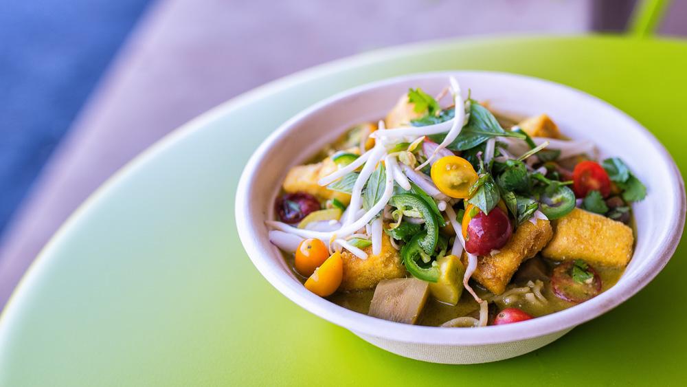 Kounter Kulture st.louis tofu curry
