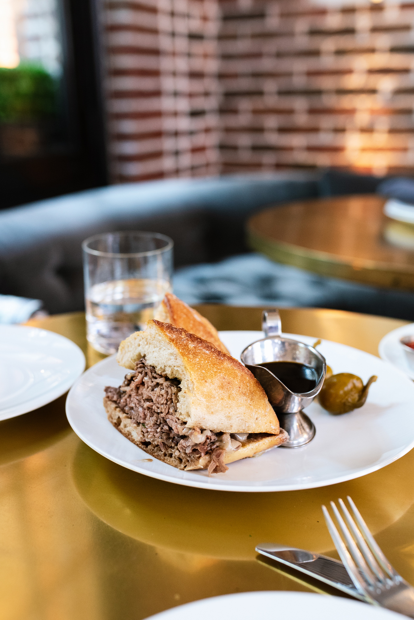 French Dip -