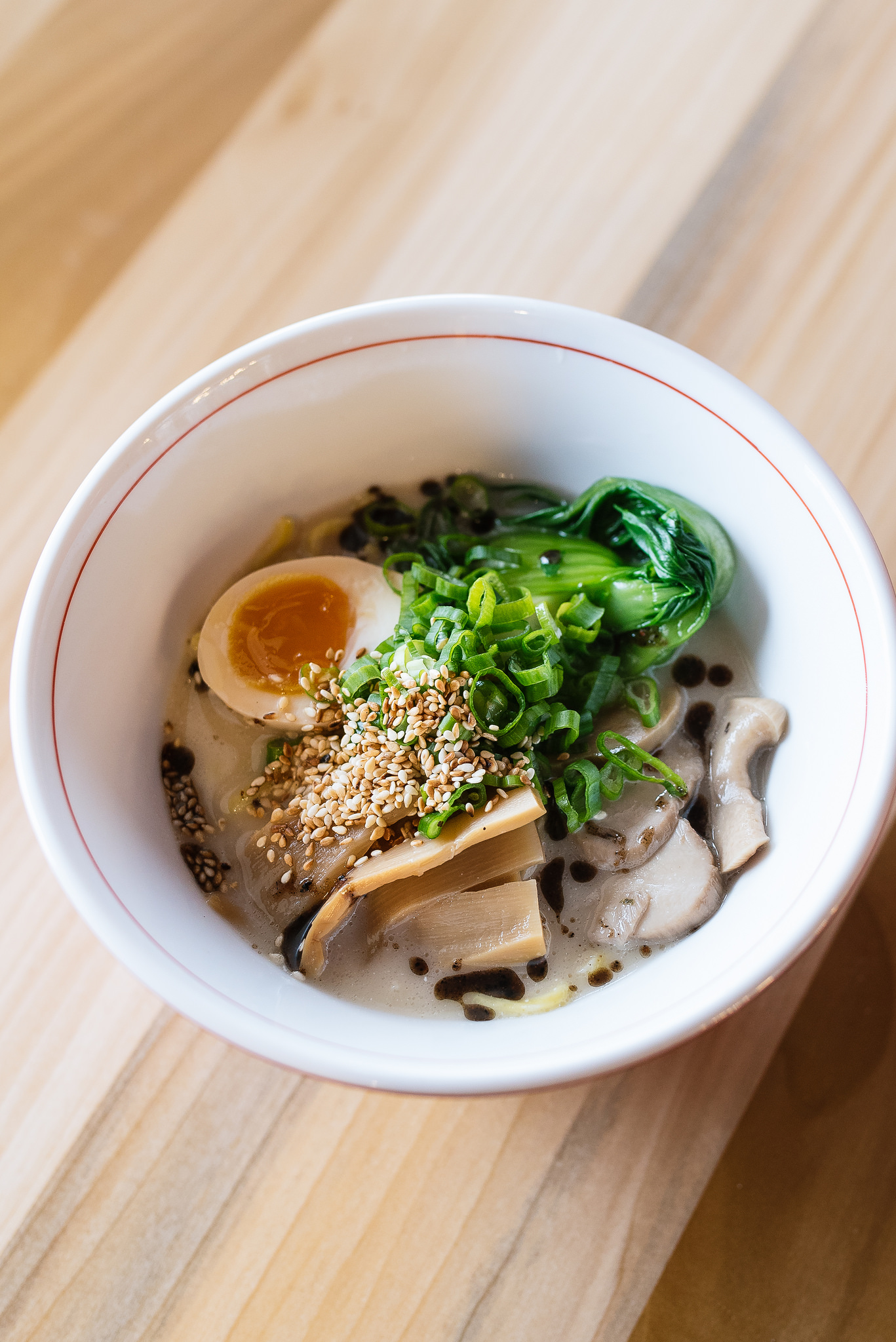 7. Nudo House - top dish: o'miso spicy/shroomed out [tie]