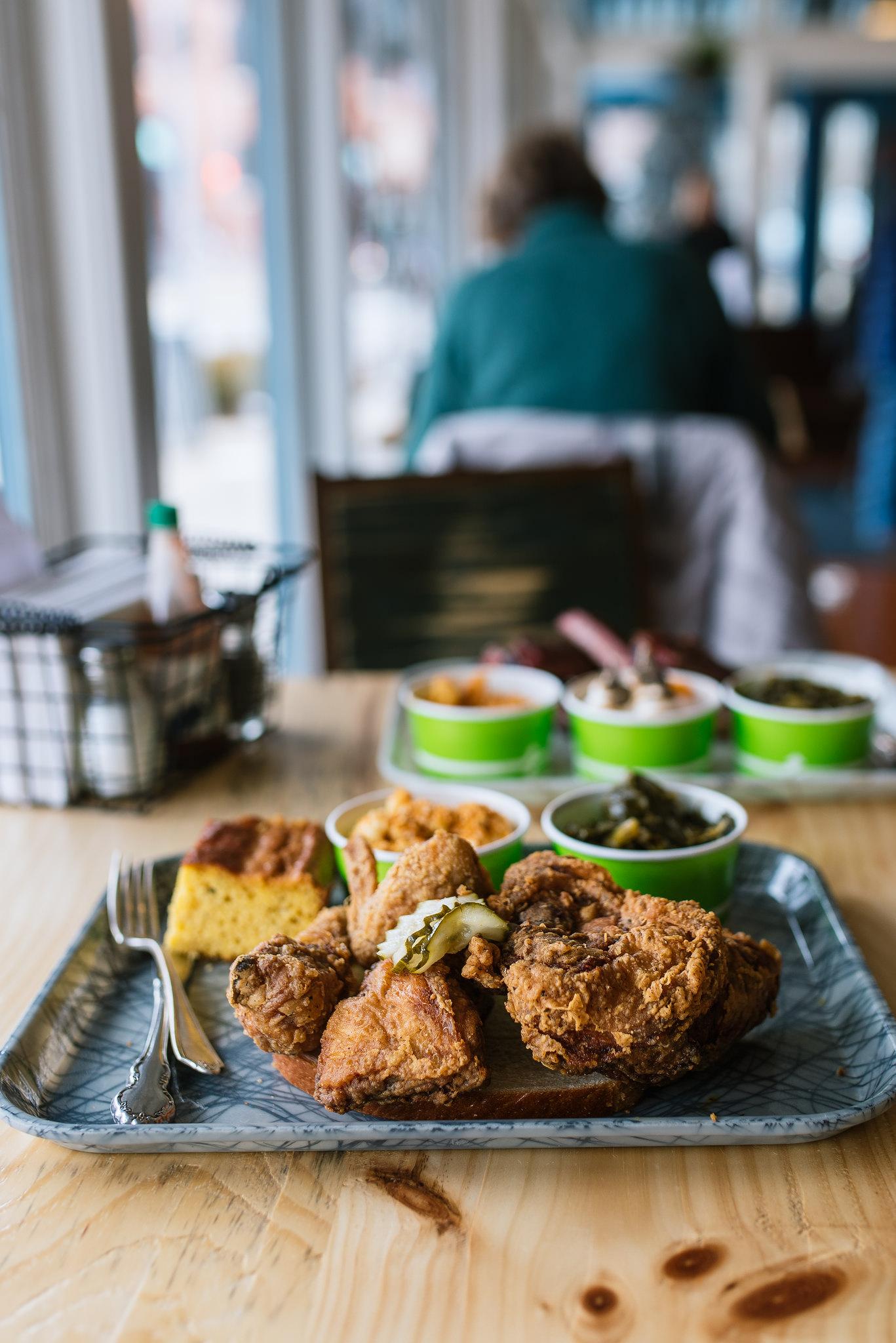 9. Fried Chicken - Grace Meat + Three