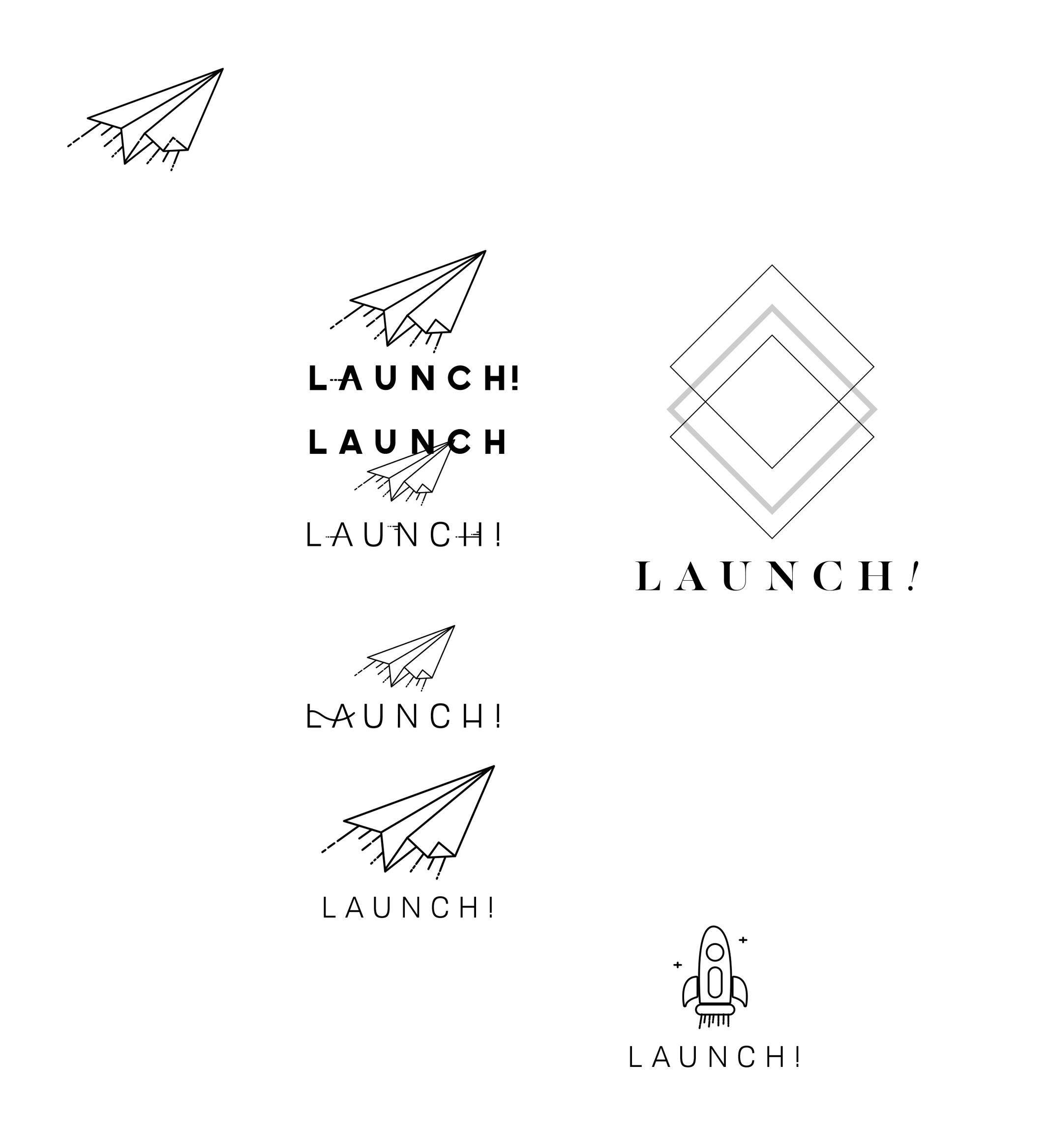 Original concept sketches