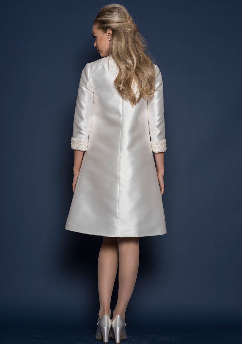 BE101 Harper Dress & Coat back