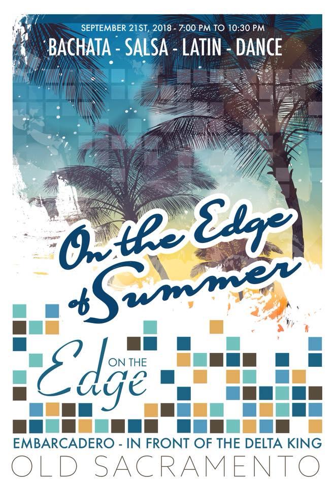On The Edge of summer. - September 21st 2018