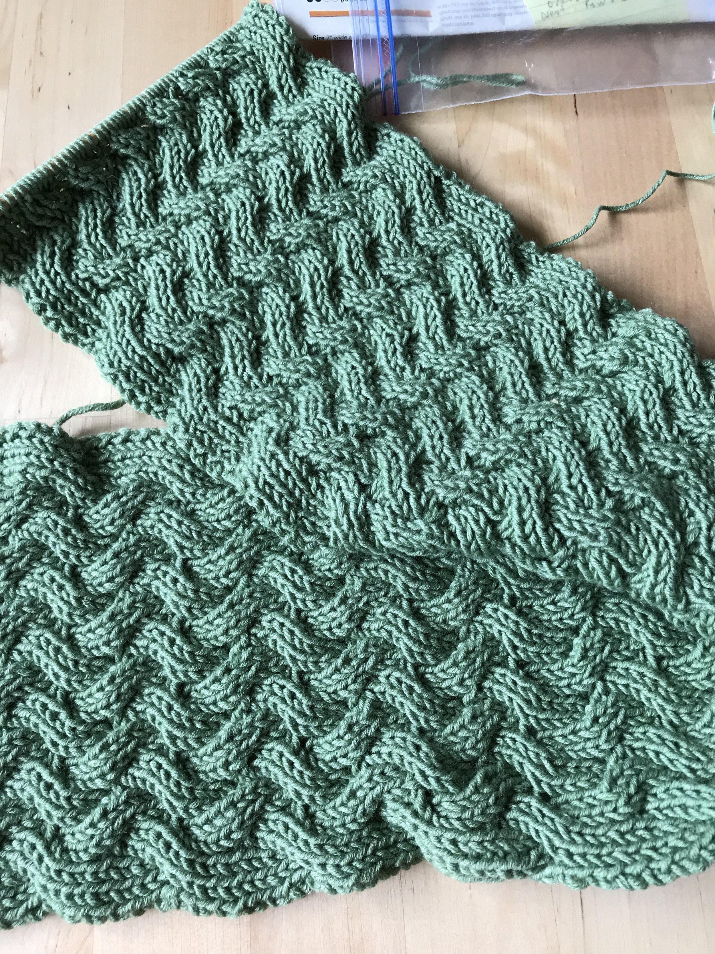 O'Connor Cowl by Harry Wells, GoodforaBoy Designs.