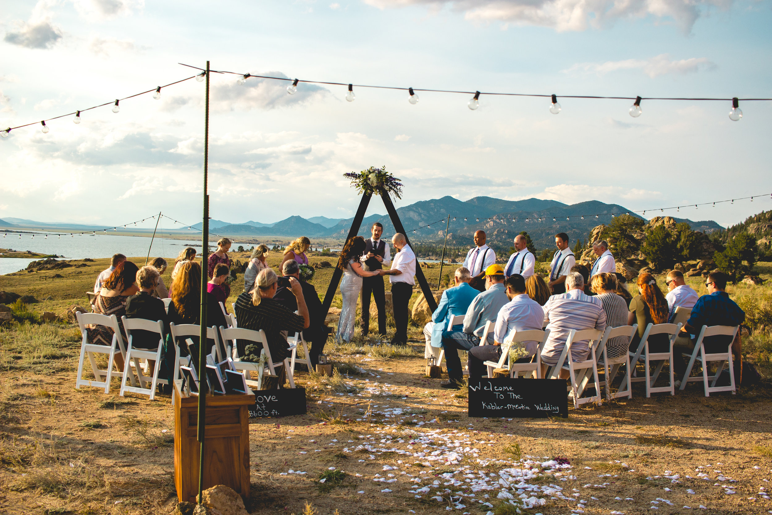Putting Together Your Own Small Wedding Ceremony Colorado