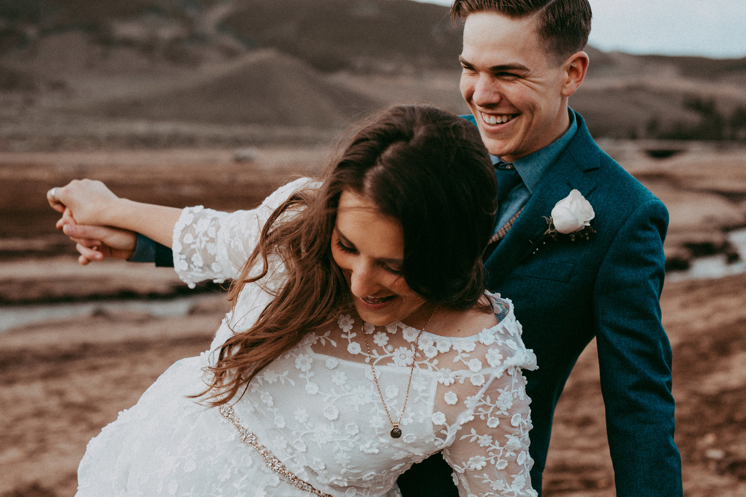 Elopement Special - $300 - Up to 1 hour photographyJust bride & groomLimited to Denver area Mon-ThursPhotography for ceremony, and couple's portrait session.Minimum of 70+ edited images