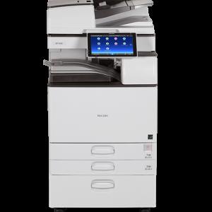 MP 3555 Black and White Laser Multifunction Printer