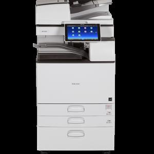 MP 4055 Black and White Laser Multifunction Printer
