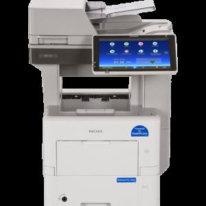 MP 501SPFTL Black and White Laser Multifunction Printer