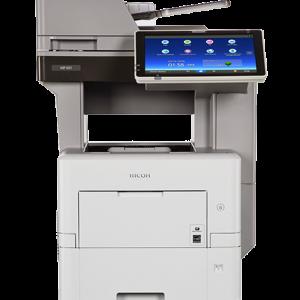 MP 601SPF Black and White Laser Multifunction Printer