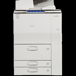 MP 7503 Black and White Laser Multifunction Printer