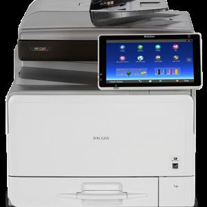 MP C307 Color Laser Multifunction Printer