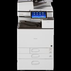 MP C3504ex Color Laser Multifunction Printer