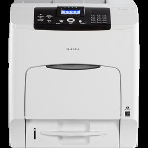 SP C435DN Color Laser Printer