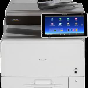 MP C407 Color Laser Multifunction Printer