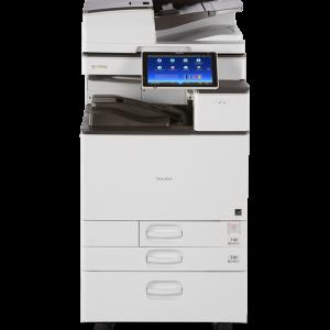 MP C4504ex Color Laser Multifunction Printer