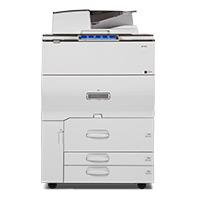 MP C6503 Color Laser Multifunction Printer