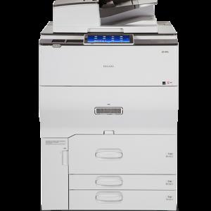 MP C8003 Color Laser Multifunction Printer
