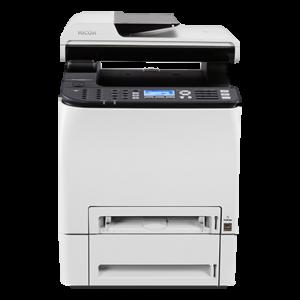 SP C250SF Color Laser Multifunction Printer