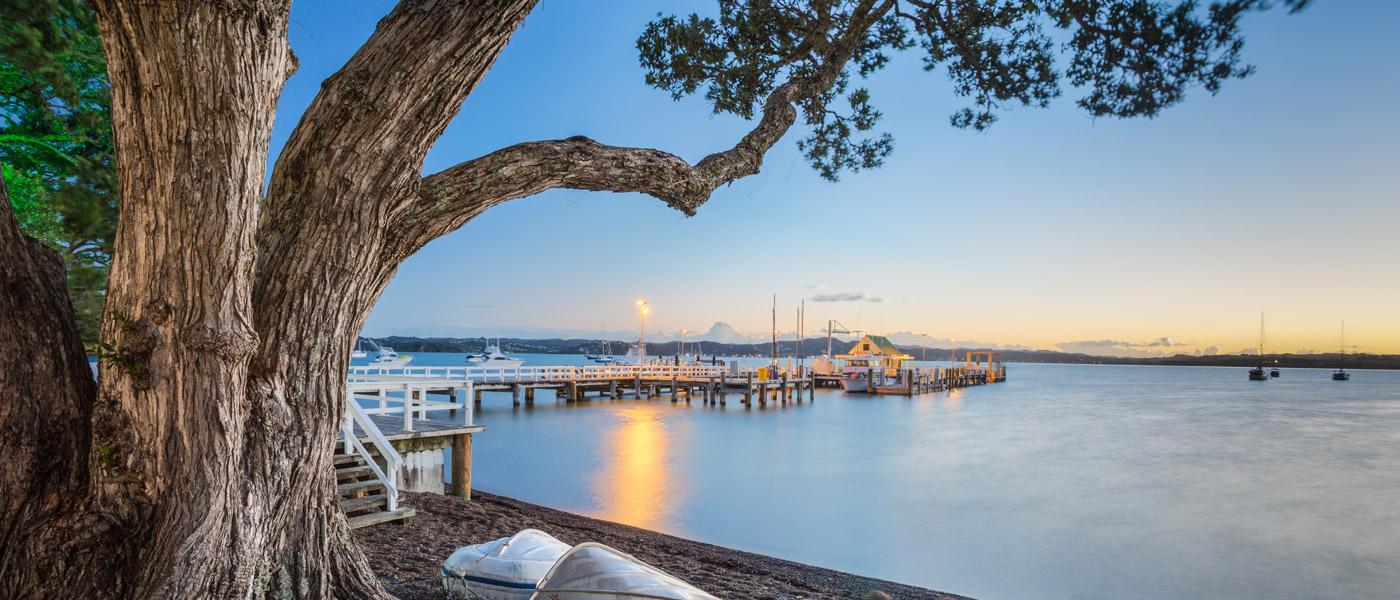Russell Wharf | Kororareka | Bay of Islands