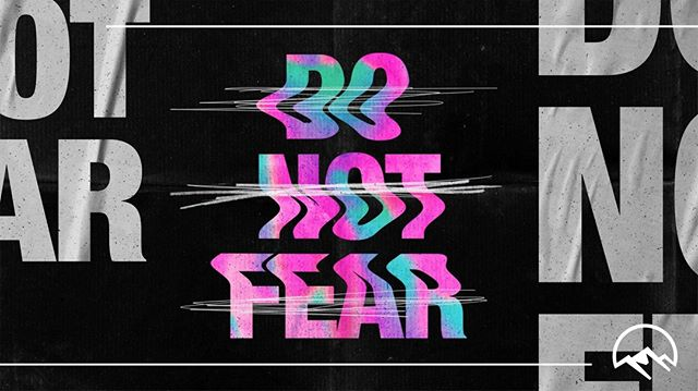 """Announcing our October series, """"Do Not Fear."""" As God's people we're called to be courageous, yet many of us struggle with fear. We believe Jesus presents a better way! And we invite you to join us. #BeCourageous #AriseShine #SaltLakeCity #HolladayUtah"""