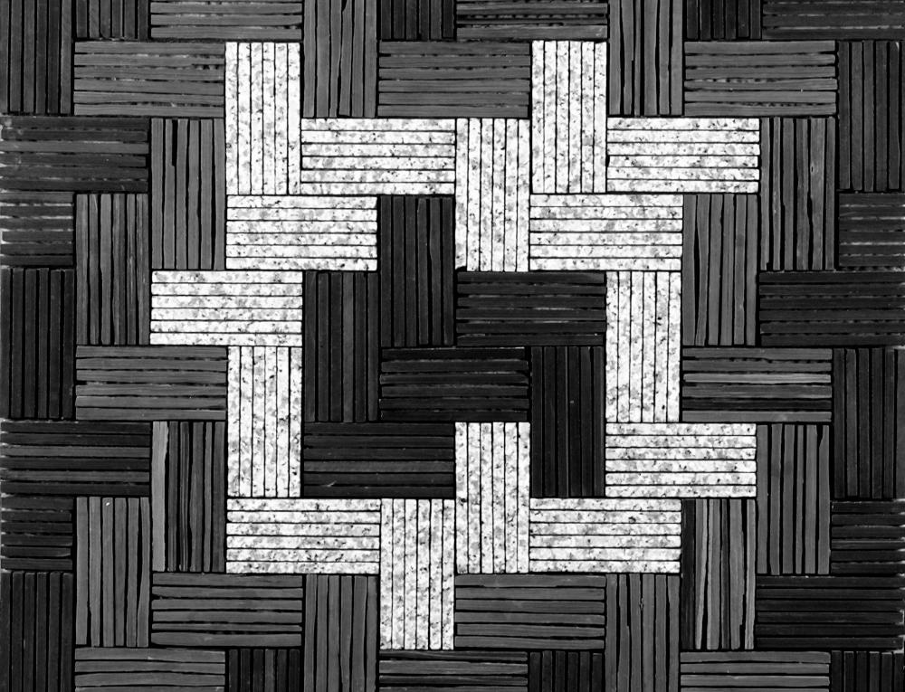 Nadine Edelstein:  Stone mosaic