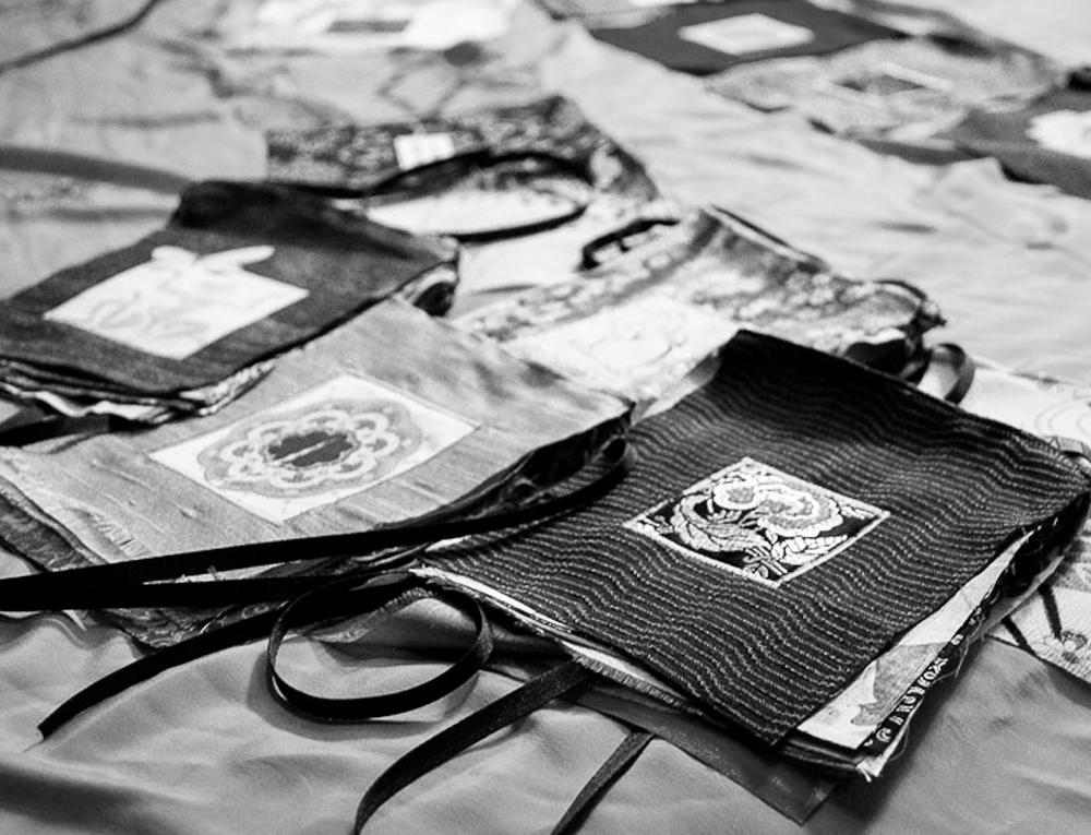 Lindsay Aickin: Prayer flags